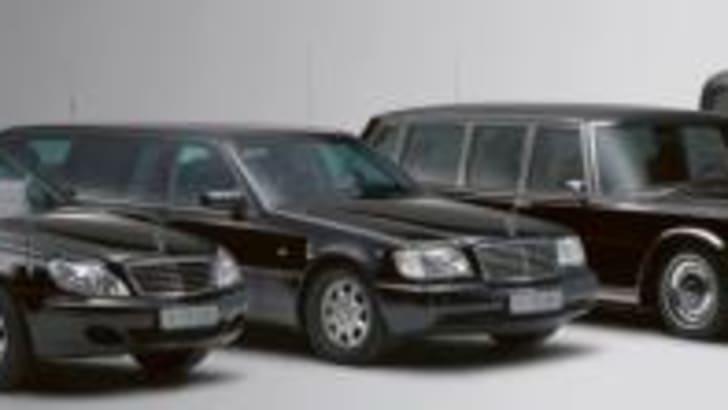 Mercedes-Benz Guard Pullman