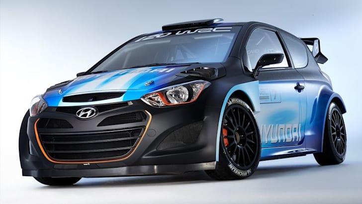 Hyundai i20 WRC9