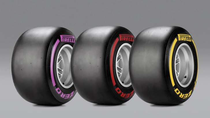 Pirelli P Zero - F1 2016