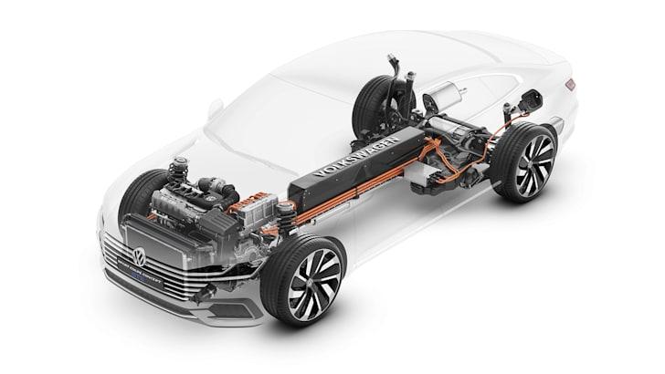 Volkswagen Sport Coup Concept GTE