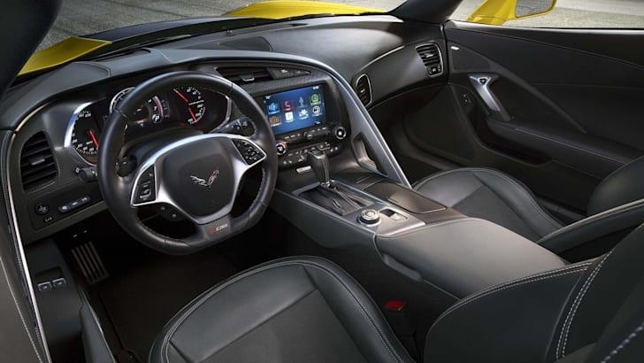 Chevrolet Corvette Z06 Leaked - 3