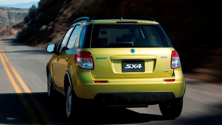 Suzuki SX4 Crossover - 2