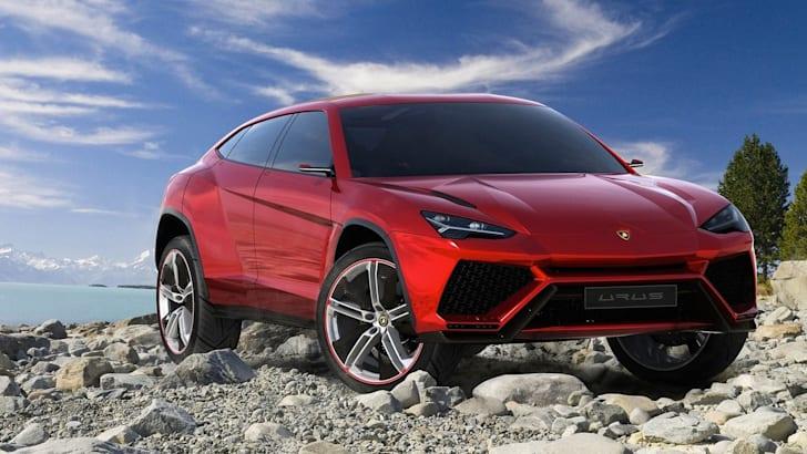 Lamborghini Urus Concept - 2