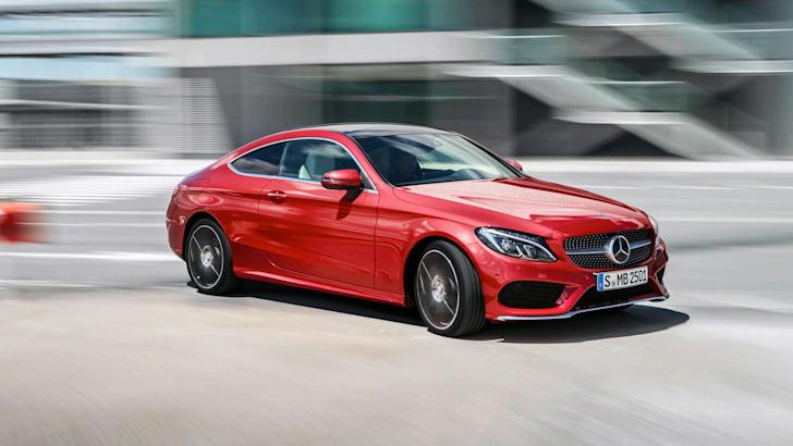 Mercedes-Benz C-Class Coupe____06