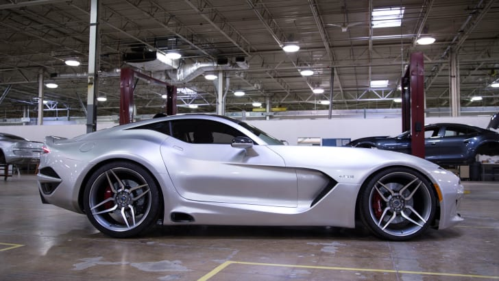 Henrik Fisker Force 1 Side View[1]
