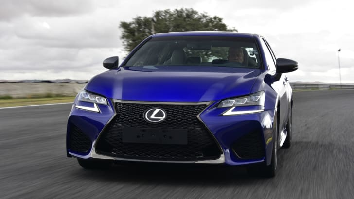 Lexus GSF Review - 11