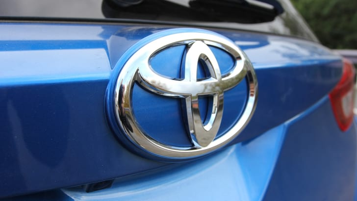 Toyota - Badge