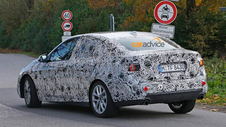 BMW 1 sedan 9
