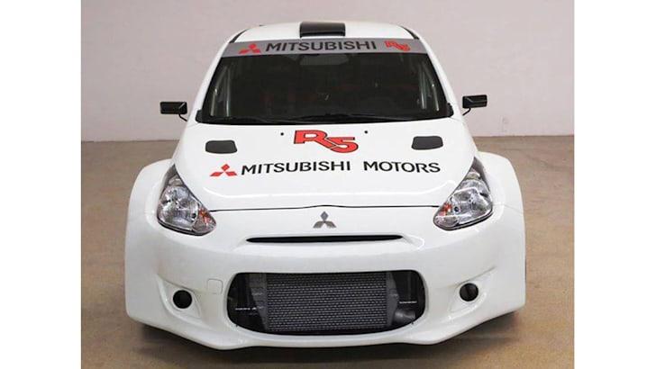 Mitsubishi R5 Mirage - front