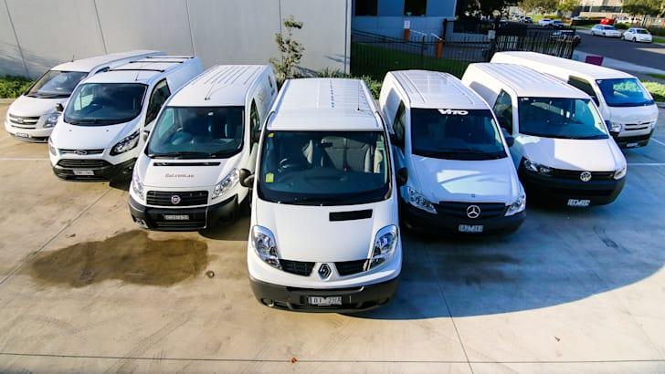 van-comparison