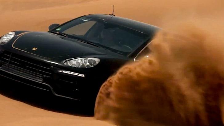 Porsche Macan Sand - 1