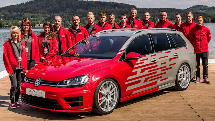 GTI-Treffen am Wˆrthersee 2016: Der Golf R Variant Performance 35