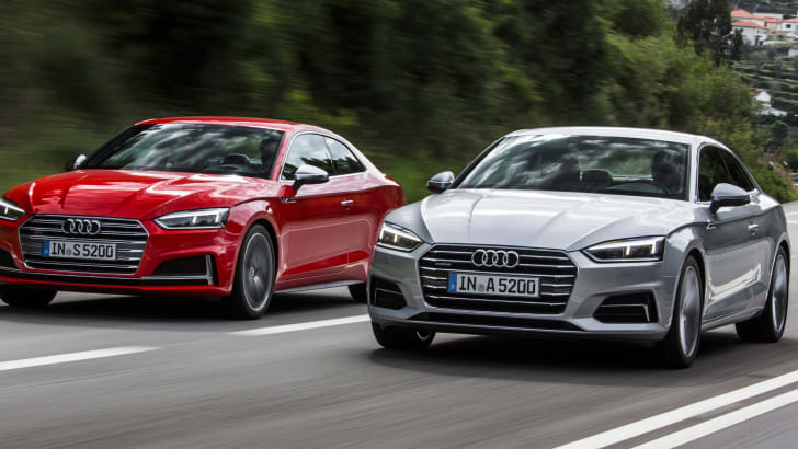 2017 Audi A5 and S5-106
