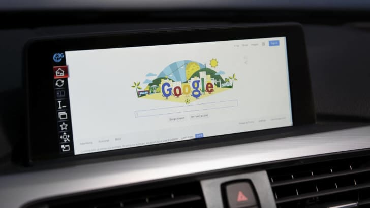 BMW-Connected-Drive-Google