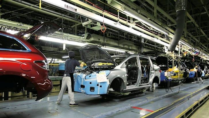 Mazda Production