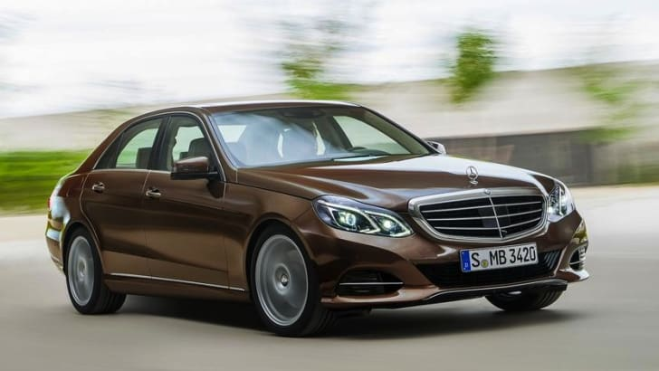 Mercedes-Benz E300 Bluetec Hybrid - 1