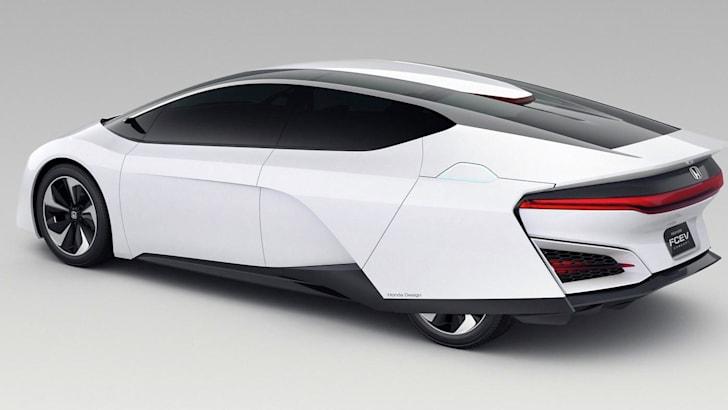 Honda FCEV Concept - 4