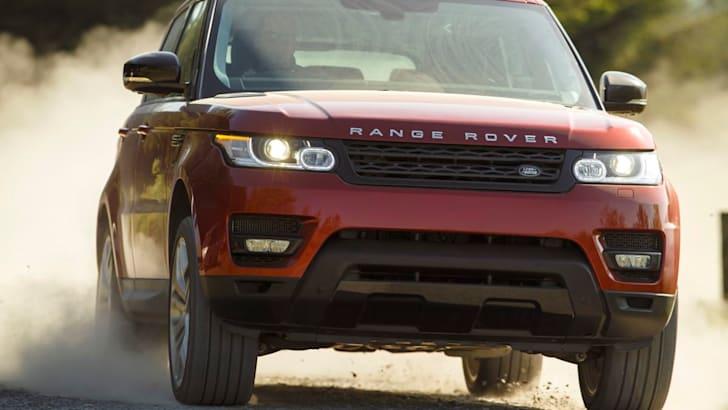 Range Rover Sport off-road 2