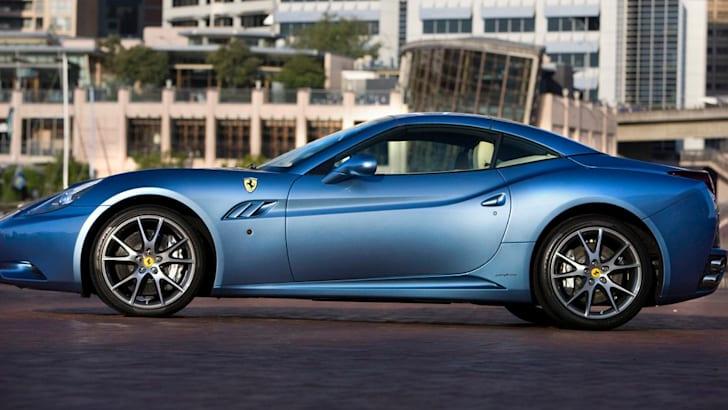 Ferrari California - 1