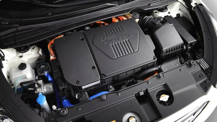 Hyundai ix35 Fuel Cell - 3
