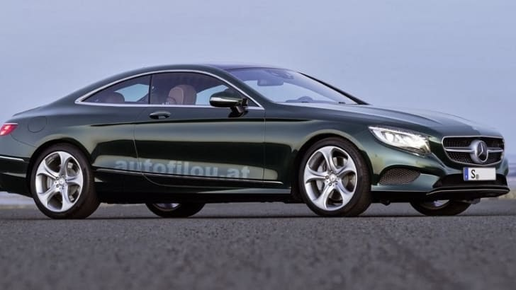 Mercedes-Benz S-Class Coupe - 2