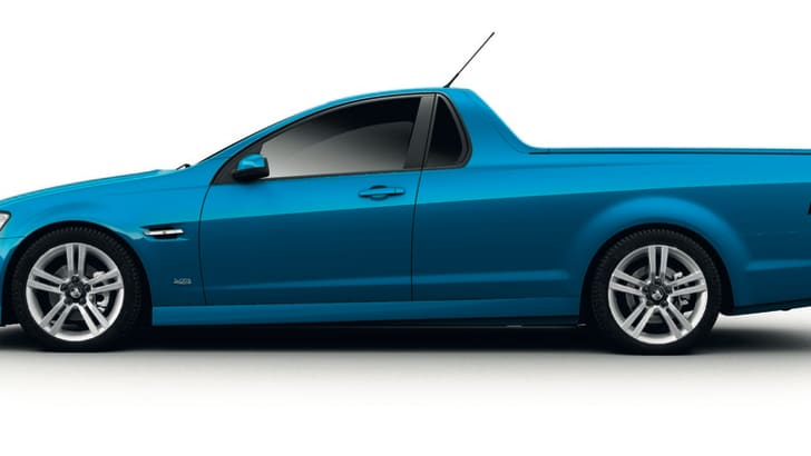 60th Anniversary Ute Profile