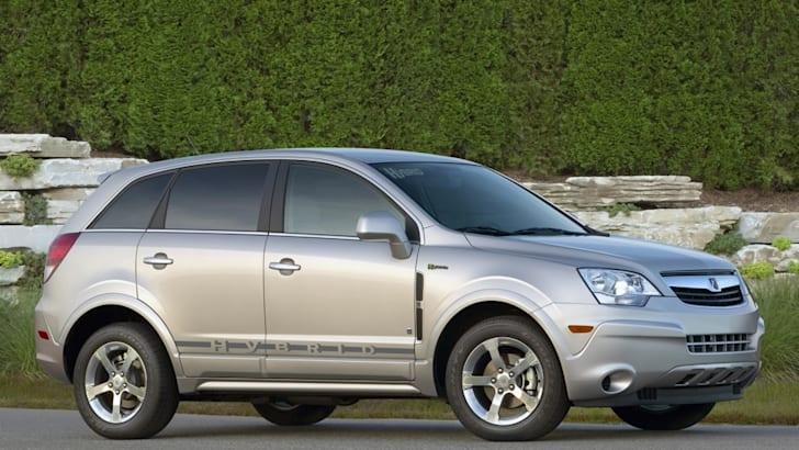 2009 Saturn Vue Hybrid