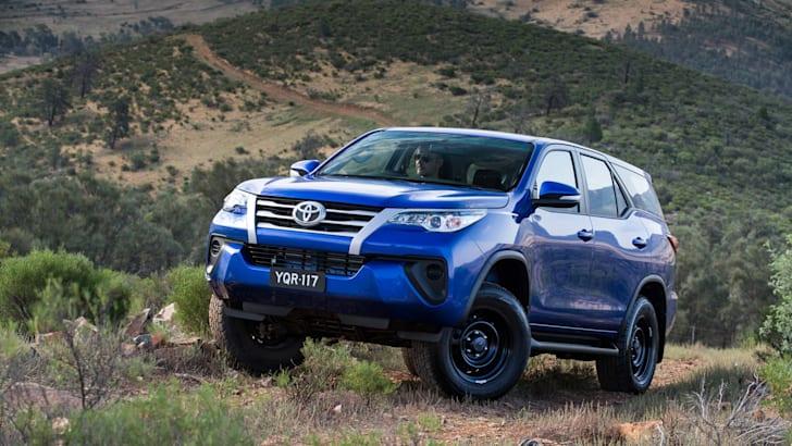 2015 Toyota Fortuner GX