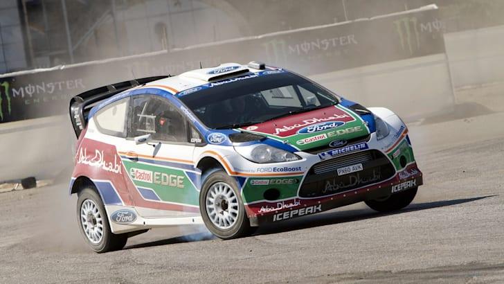 Ford Fiesta RS WRC - 2