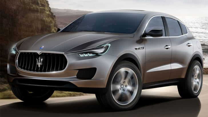 Maserati-Kubang-SUV concept
