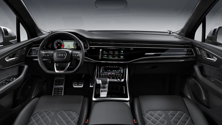 2020 Audi Q7 Review.2020 Audi Q7 Petrol Power On The Cards For Australia