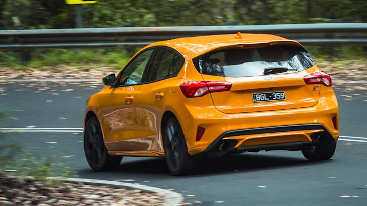 Цена и характеристики Ford Focus ST 2021 года: Хот-хэтч получает новые технологии, теряет оборудование | CarAdvice