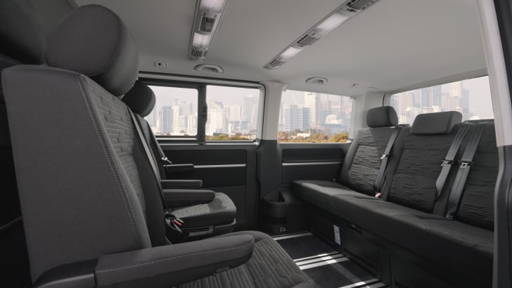 2021 Volkswagen T6.1 Multivan