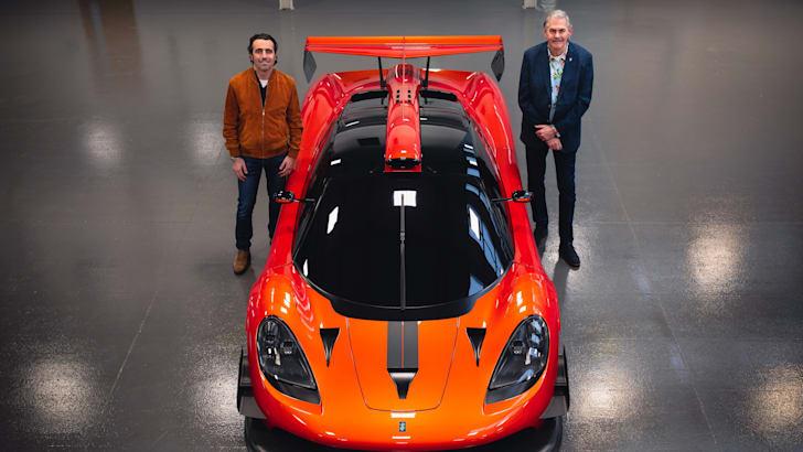 2022 GMA T.50s Ники Лауда: гусеничный гиперкар Gordon Murray Automotive мощностью 540 кВт   CarAdvice