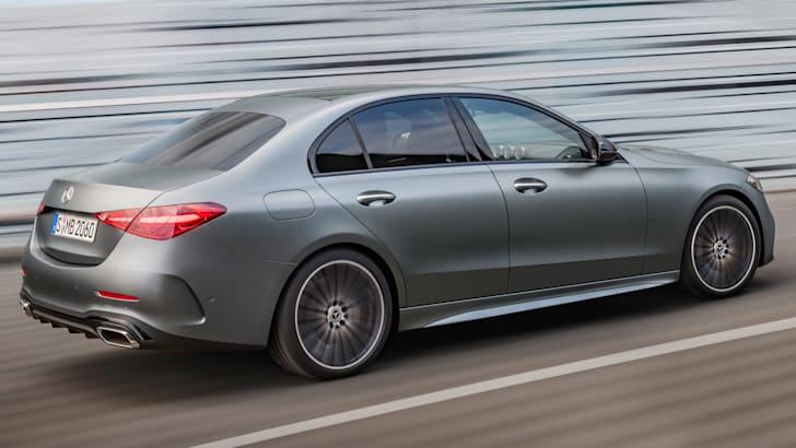 Представлен Mercedes-Benz C-Class 2021 года: первая в мире технология, 100 км подключаемого гибридного привода | CarAdvice