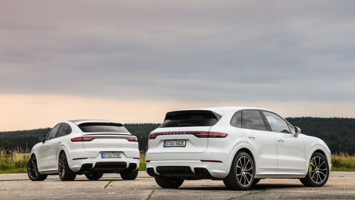 2020 Porsche Cayenne Turbo S E Hybrid Pricing And Specs Caradvice