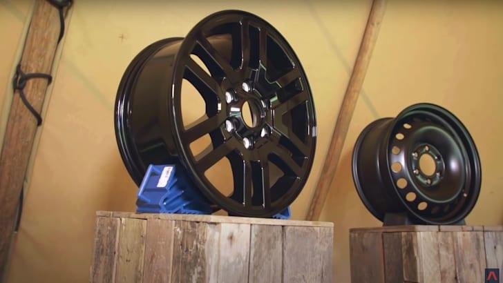 Ineos Grenadier wheels