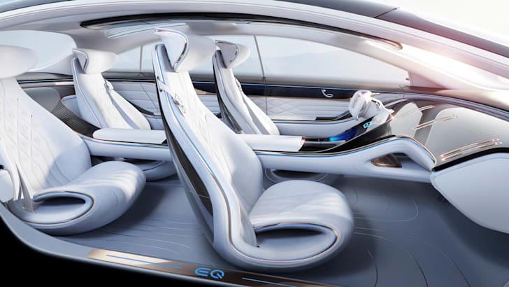 Mercedes-Benz EQ Concept interior revealed Imocncurjuivyx9yjlxj