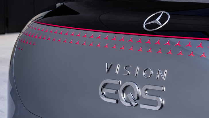 Mercedes-Benz Vision EQS concept revealed | CarAdvice