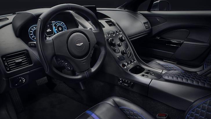 2019 Aston Martin Rapide E revealed | CarAdvice