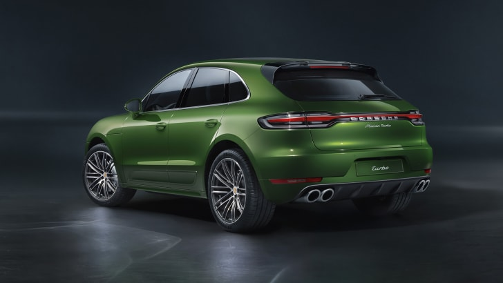 2020 Porsche Macan Turbo Pricing And Specs Caradvice