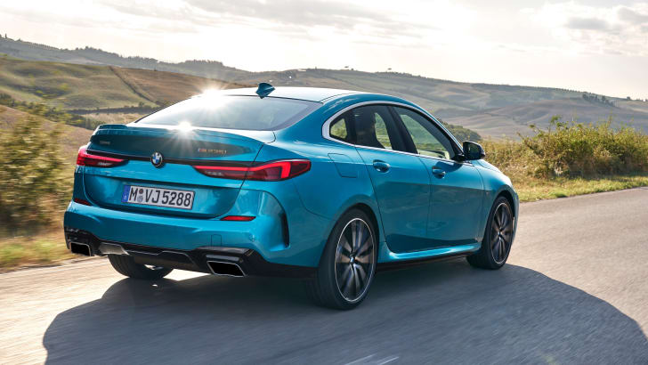 2020 Bmw 2 Series Gran Coupe Revealed Here Early 2020