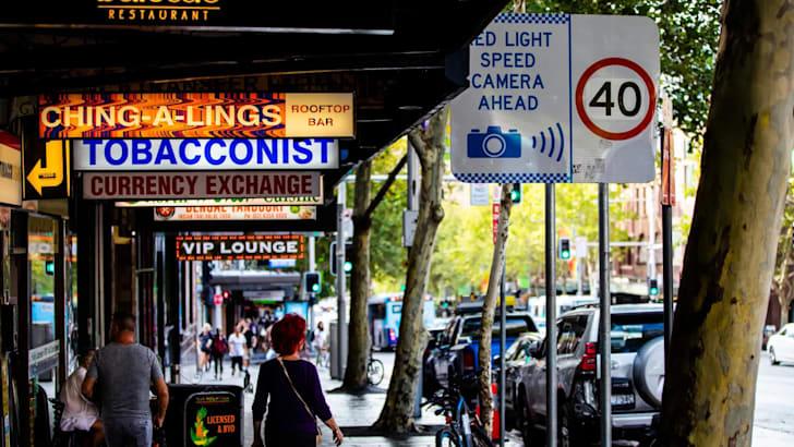 Австралийская камера контроля скорости, поймавшая столько водителей, перестала налагать штрафы | CarAdvice