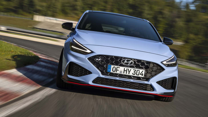 2021 Hyundai I30N Revealed More Power 8 Speed Auto And