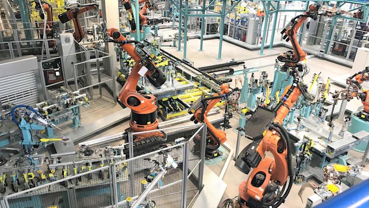 Hambach production facility
