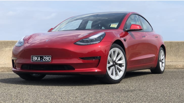 Эксклюзив: объявлены продажи Tesla в Австралии на 16% в 2020 году | CarAdvice