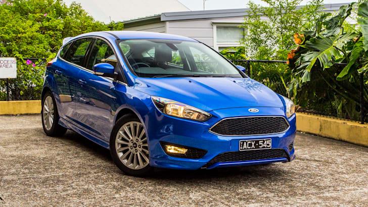 Ford Focus CA