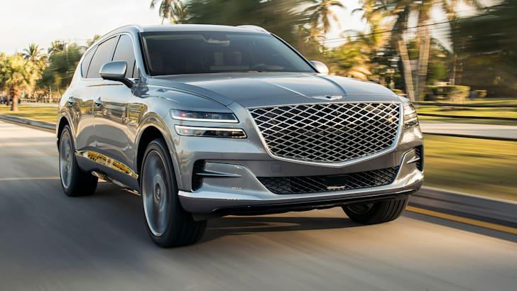 2021 Genesis GV80价格和规格:豪华SUV发售于2020年10月