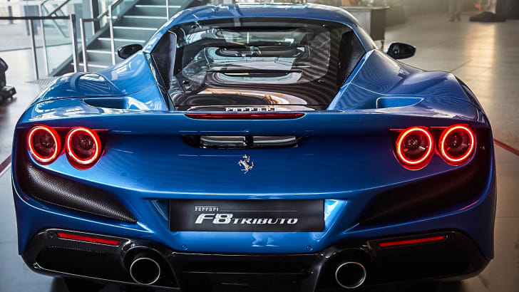 2020 Ferrari F8 Tributo Lands In Oz Priced From 484 888