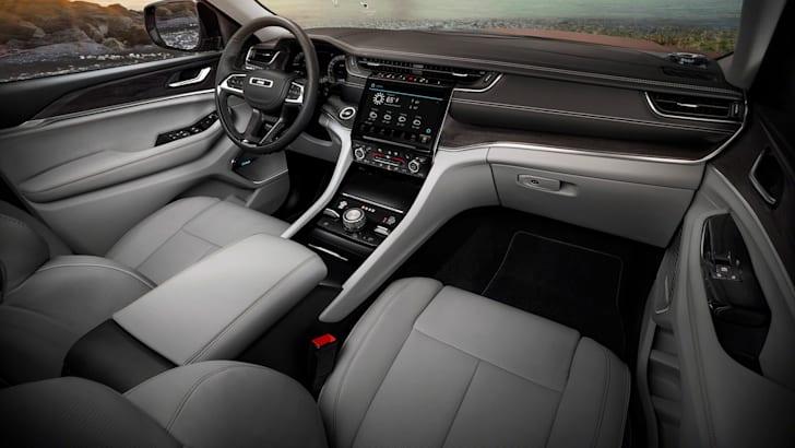 Представлен Jeep Grand Cherokee L 2021 года: новый семейный внедорожник получит семь мест   CarAdvice